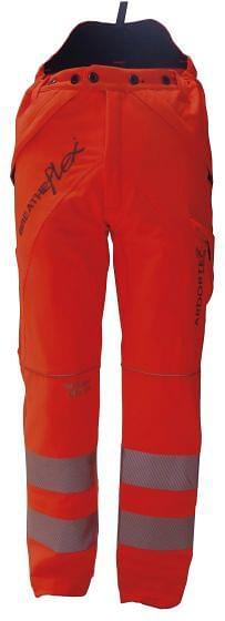 Arbortec Breatheflex Type C Class 1 Chainsaw Trousers Hi Vis Orange