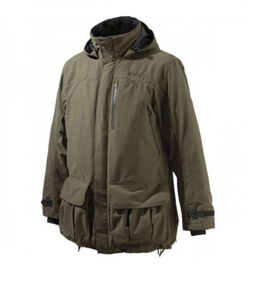 Beretta Mens Insulated Static Jacket Green