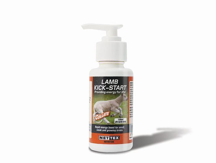 Nettex Lamb Lamb Kick Start 100ml