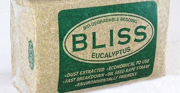 Bliss Eucalyptus Horse Bedding