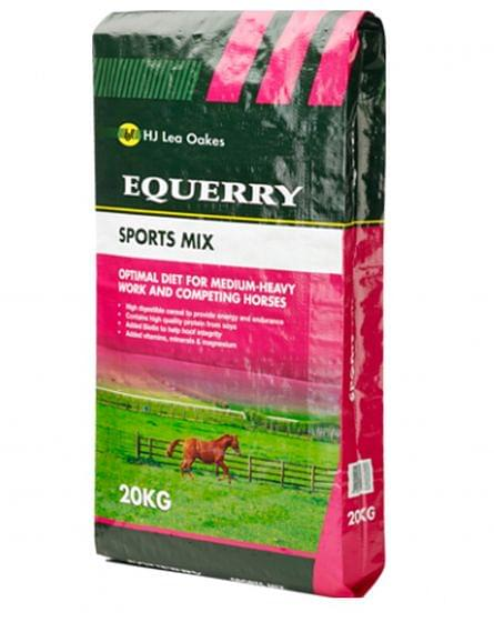 Equerry Sports Mix Horse Feed 20kg