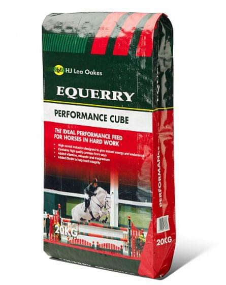 Equerry Performance Cubes Horse Feed 20kg