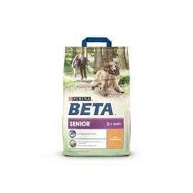 Beta Senior Chicken Dog Food 2.5kg