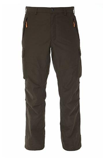 Beretta Mens Brown Bear Trousers Green