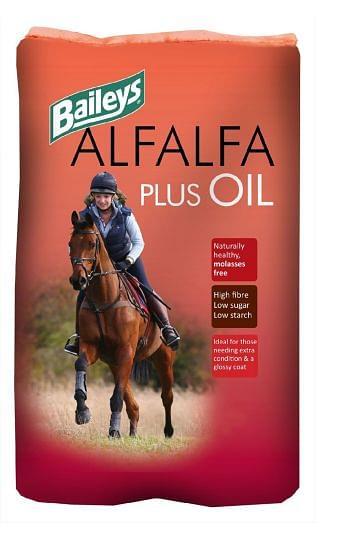 Baileys Alfalfa Plus Oil Horse Feed 20kg