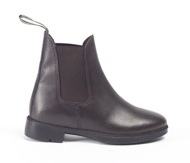 Brogini Childrens Pavia Piccino Jodhpur Boots Brown
