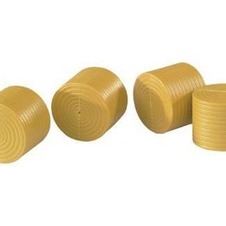 Bruder Set of 4 Hay Bales Toy