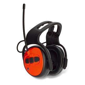 Husqvarna Hearing Protectors With Radio/MP3