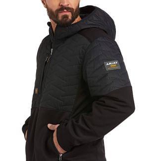 Ariat Mens Rebar Cloud 9 Insulated Jacket