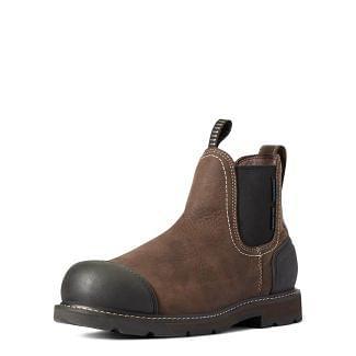 Ariat Mens Groundbreaker Chelsea XTR Safety Boots