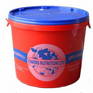 Owens Nutrition Hi Energy Protein Bucket