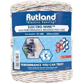 Rutland 3mm Maxi Plus Electro-Wire