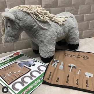 Crafty Ponies Farrier Set