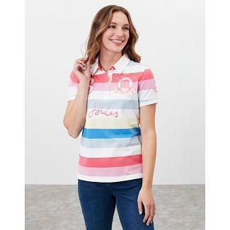 Joules Ladies Beaufort Beach Polo Shirt