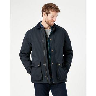 Joules Mens Arbury Waterproof Field Coat