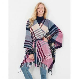Joules Ladies Janey Blanket Cape | Chelford Farm Supplies