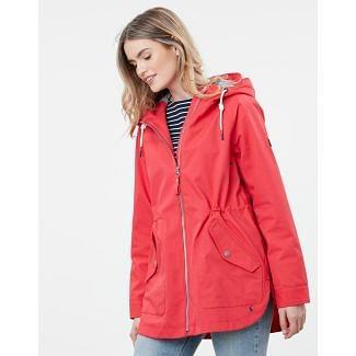Joules Ladies Shoreside Coastal Waterproof Jacket