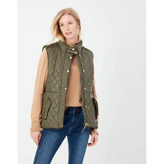 Joules Ladies Frinton Quilted Gilet | Chelford Farm Supplies