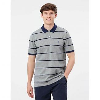 Joules Mens Filbert Striped Classic Fit Polo Shirt