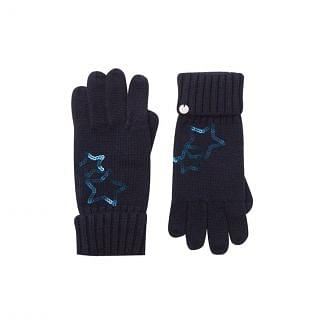 Joules Ladies Tilda Sequin Star Gloves