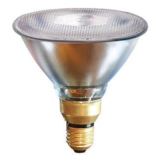 Kerbl 175W Infrared Heat Lamp Bulb Clear