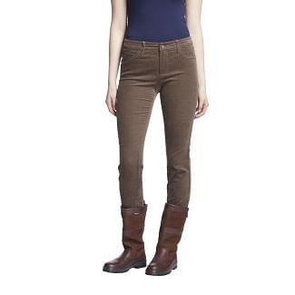 Dubarry Ladies Honeysuckle Jeans Mocha