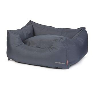 Ancol Timberwolf Waterproof Domino Dog Bed Navy