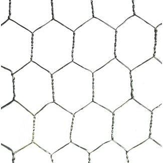 Rabbit Wire Netting 1050mm X 31mm X 18G 50m