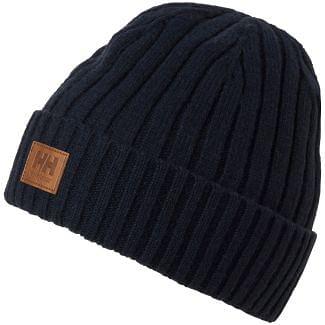 Helly Hansen Kensington Fleece Lined Wool Beanie-Navy