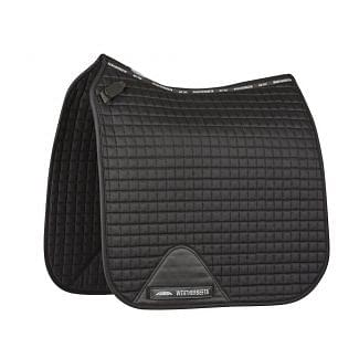 WeatherBeeta Prime Dressage Saddle Pad Black
