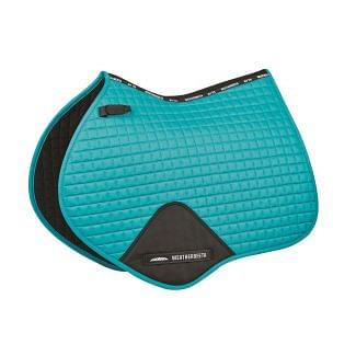 WeatherBeeta Prime Jump Saddle Pad Turquoise
