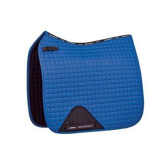 WeatherBeeta Prime Dressage Saddle Pad Royal Blue