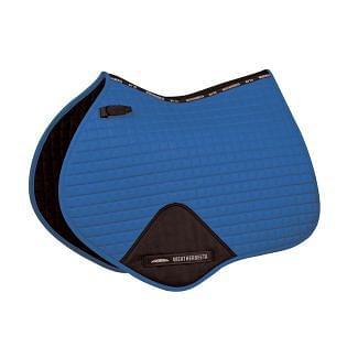 WeatherBeeta Prime Jump Saddle Pad Royal Blue