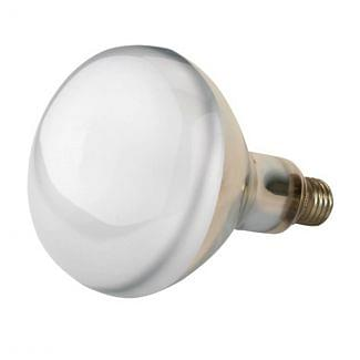 Kerbl 250W Infrared Heat Lamp Bulb Clear