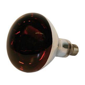 Kerbl 250W Infrared Heat Lamp Bulb Ruby
