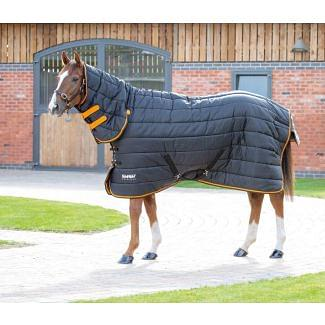Shires Tempest Original 300 Heavy Combo Stable Rug 300g Black