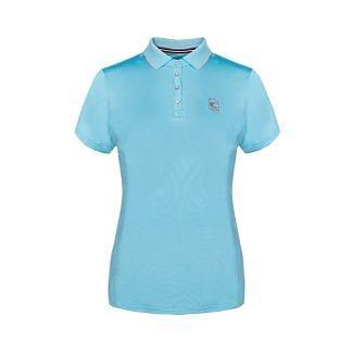 The Cavallo Ladies Seika Polo Shirt