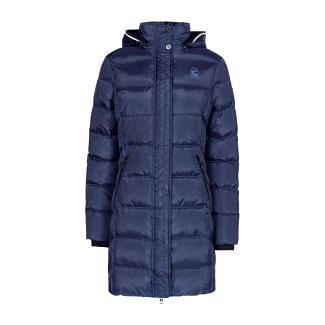 Cavallo Ladies Bessa Long Parka Jacket | Chelford Farm Supplies