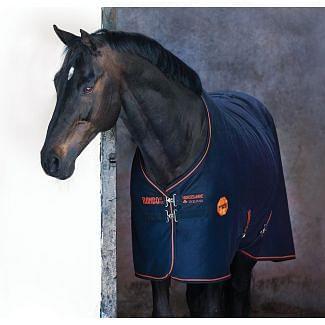 Horseware Rambo Ionic Fleece Rug Black