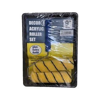Acrylic Paint Roller Set 9'' | Chelford Farm Supplies