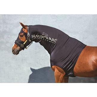 Horseware Rambo Slinky Hood Black