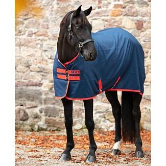 Horseware Mio Stable Sheet Navy/Red