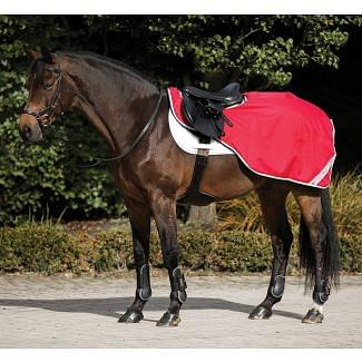 Horseware Amigo Waterproof Competition Exercise Sheet Red