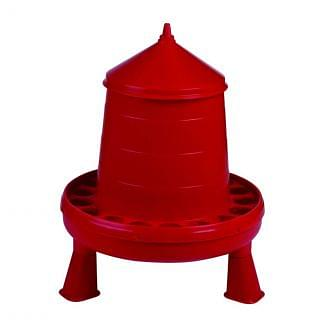 Agrihealth Poultry Feeder With Legs 4kg | Chelford Farm Supplies