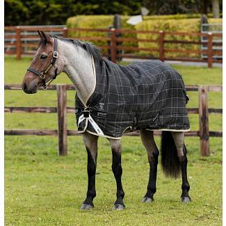 Horseware Rhino Pony Wug Vari-Layer Medium Turnout Rug 200g Black