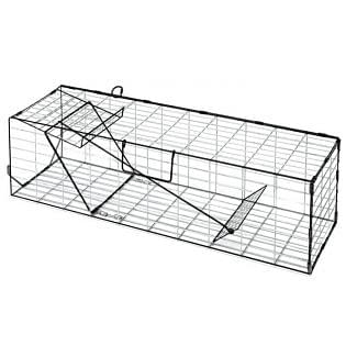 Albi-Traps Albion Single Catch Rabbit Trap - Chelford Farm Supplies