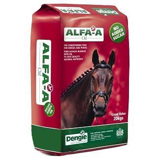 Dengie Alfa-A-Oil Horse Feed 20kg