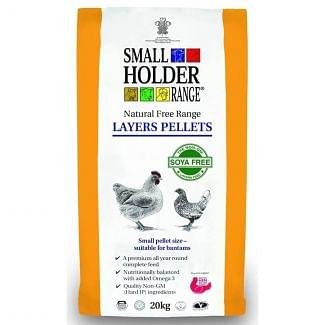 Allen and Page Layers Pellets 20kg | Chelford Farm Supplies