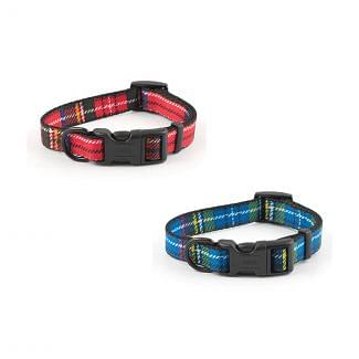 Ancol Tartan Dog Collar - Chelford Farm Supplies