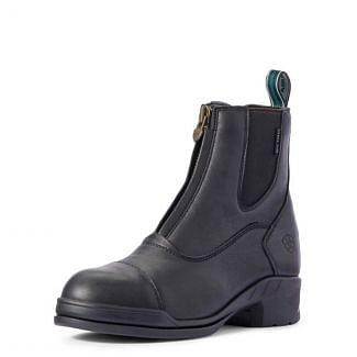 Ariat Ladies Heritage IV Steel Toe Zip Paddock Boots